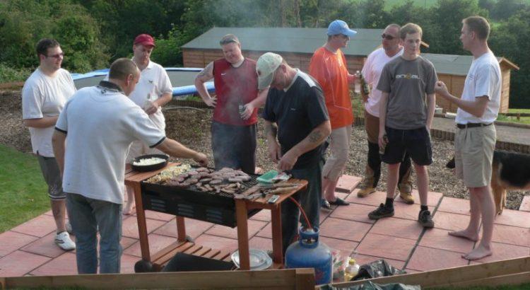 BBQ Scene